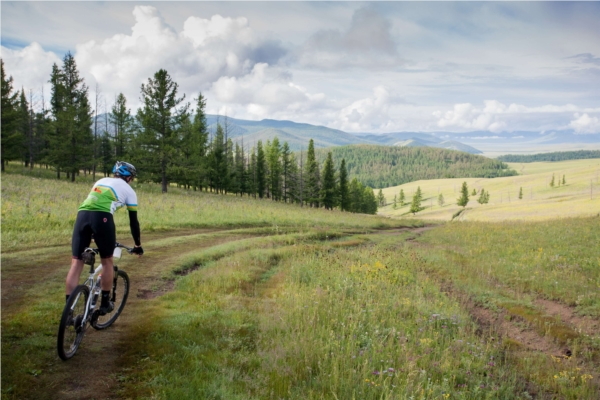 Cycling in Mongolia - Naadam Festival Special Departure