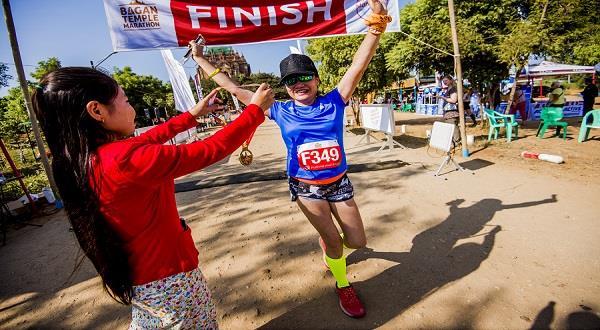 Bagan Temple Marathon - 27 Nov 2021