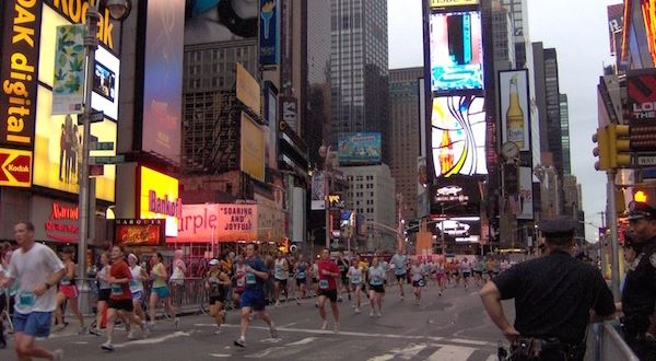 TCS New York City Marathon, 2020 CANCELLED