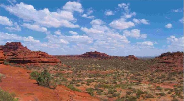 5 Day Outback Camping Adventure ex Yulara