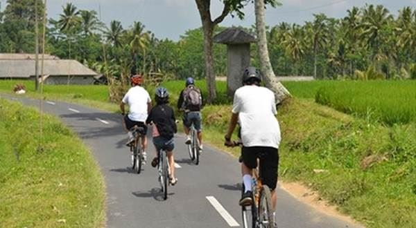 Bali Cycling Short Break