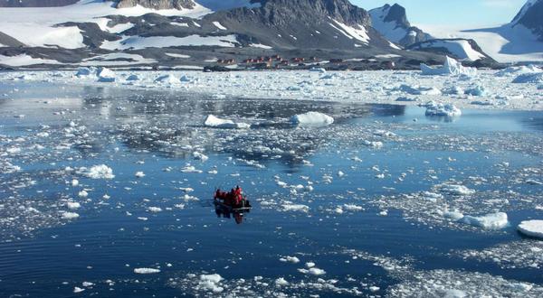 Antarctic Circle Quest via Buenos Aires