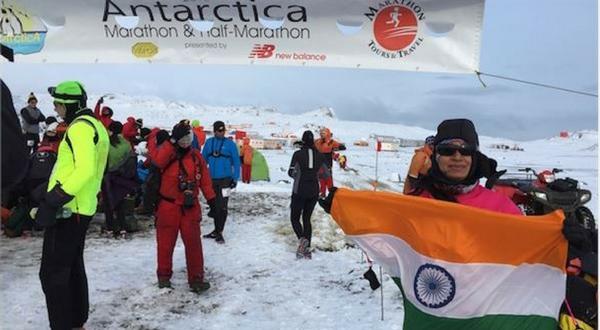Antarctica Marathon & Half Marathon - 22 March 2020