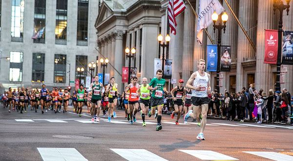 BOA Chicago Marathon 2021 - UAE Runners