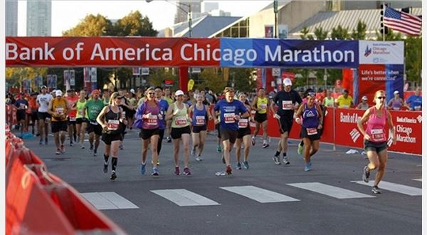 Bank of America Chicago Marathon - 13 Oct, 2019