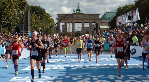 BMW Berlin Marathon 2021 - UAE Runners