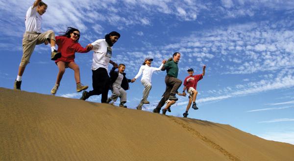 Camels & Kasbahs Family Tour