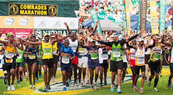 Comrades Marathon - 12 June '22