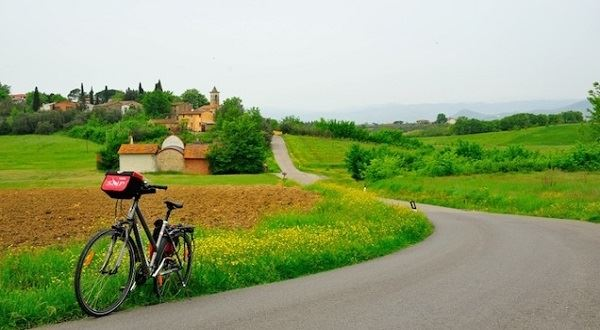 Cycle From Pisa to Florence
