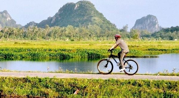 Cycle from Saigon to Angkor Wat