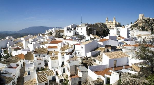 Cycling through the Spanish Jewel of Andalusia