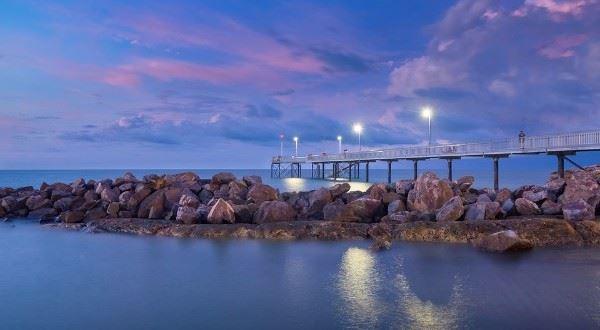 Darwin to Perth Overland (2018)