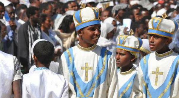 Incredible Ethiopia - Timket Festival