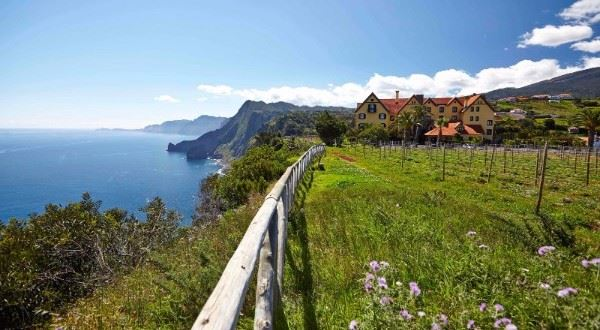 Marvels of Madeira: Self-Guided walking - Premium