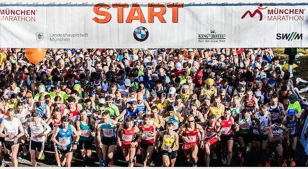 Munich Marathon - 10 Oct '21
