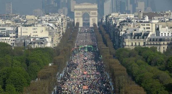 Paris Marathon - 14 April 2019