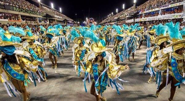 Rio Carnaval Package Basix