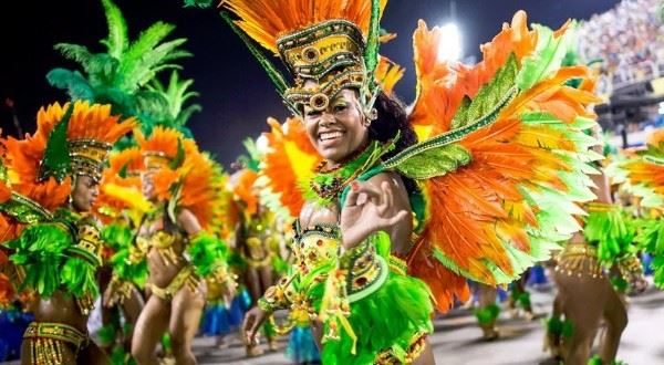 Rio Carnaval Package Original
