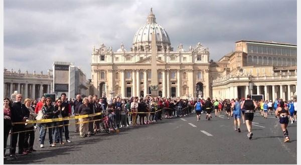 Rome Marathon - 07 April 2019