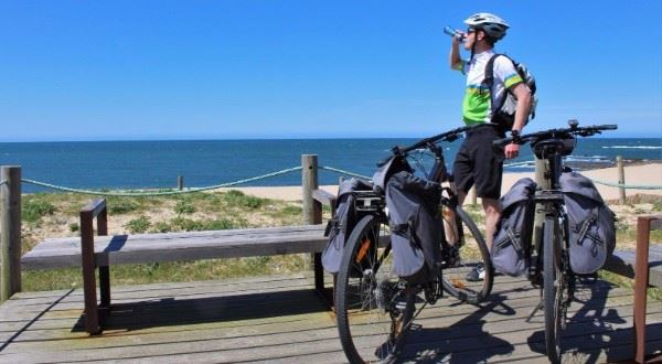 Self-Guided Cycling in Portugal: Mountains to the Sea