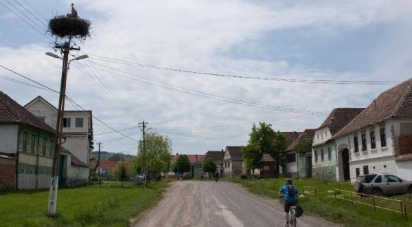 Self-Guided Cycling in Romania