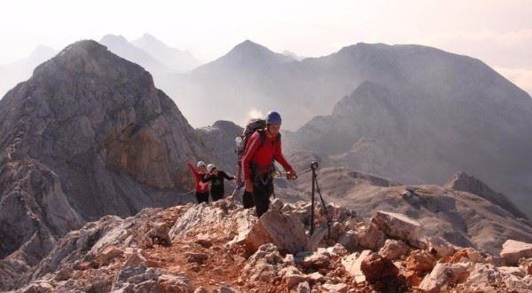 Slovenia: Julian Alps Traverse