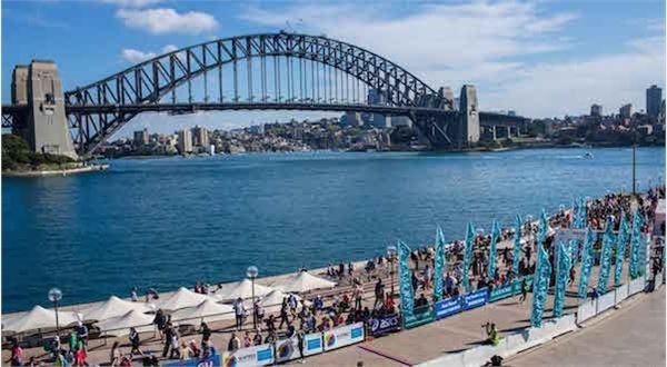 Sydney Marathon - 15 Sep 2019