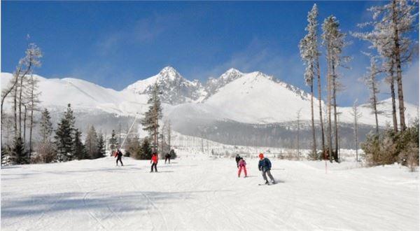 Tatra Winter Activity Week - Families