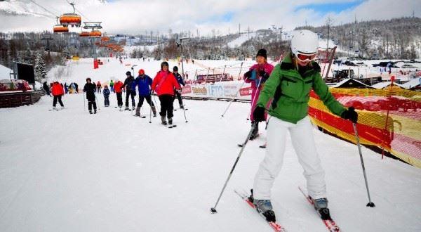 Tatra Winter Activity Week