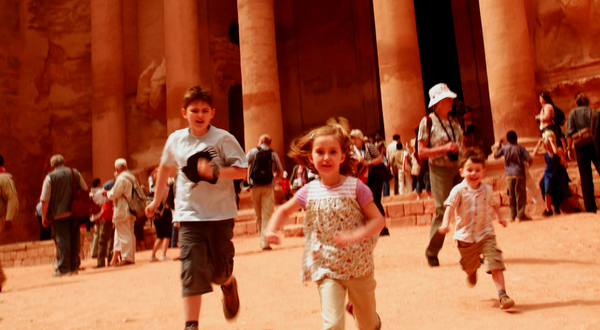 The Lost City of Petra - Family Adventure