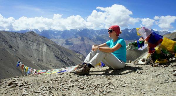 Trails of Ladakh