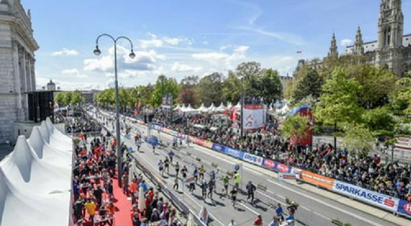 Vienna City Marathon - 19 April 2020