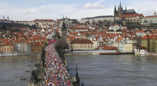 Volkswagen Prague Marathon - 5 May 2019