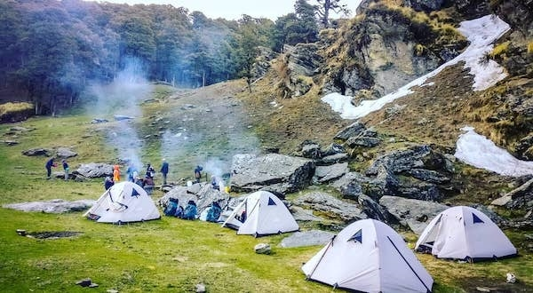 Deo Tibba Base Camp Trek 04-08 May